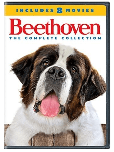 Beethoven movie dog